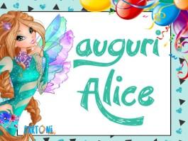 Auguri Alice