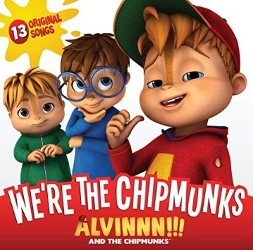 We're The Chipmunks - Cartoni animati