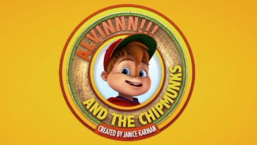 Alvinnn!!! e i Chipmunks - Cartoni animati