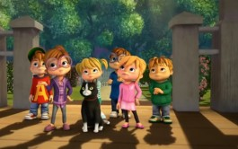 Alvinn!! e i Chipmunks sigla iniziale