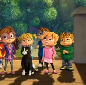 Alvinn!! e i Chipmunks sigla iniziale - Cartoni animati