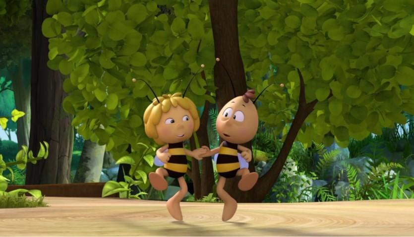 Sigla L'ape maia  - Cartoni animati