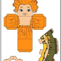 Kit Festa Arthur e il popolo dei Minimei - Attività per bambini