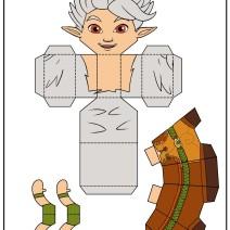Arthur e il popolo dei Minimei kit festa - Attività per bambini