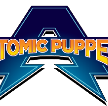Atomic Puppet Logo - Cartoni animati