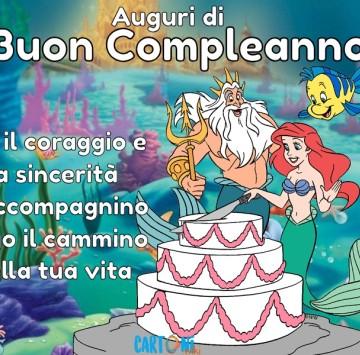 Auguri di buon compleanno - Che il coraggio - Cartoni animati