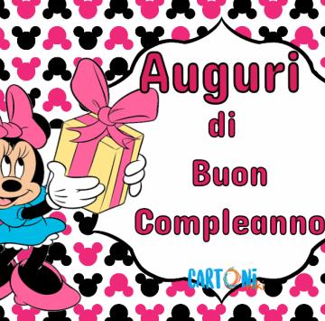 Buon compleanno - Cartoni animati