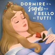 Dormire è il sogno più bello - Frasi Disney