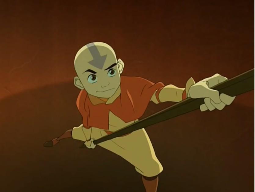 Avatar - La leggenda di Aang - Cartoni animati