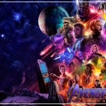 Birthday party invitations Avengers Endgame - Party Invitations