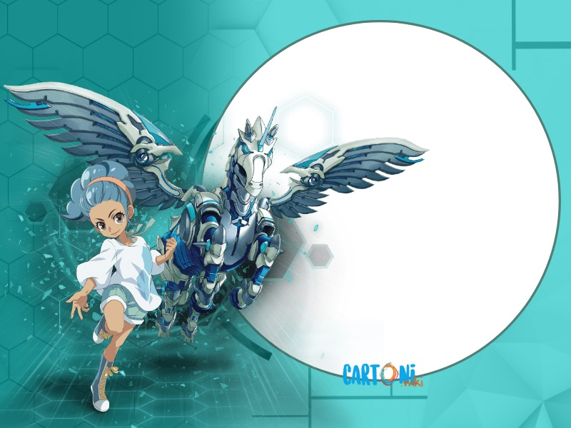 Bakugan Battle Planet Haos - Cartoni animati