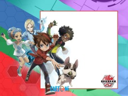 Bakugan Battle Planet inviti feste di compleanno