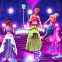 Mermaid party! Barbie pearl princess - Colonna sonora Barbie