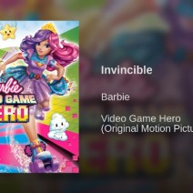 Invincible Barbie Video game hero - Colonna sonora Barbie