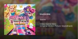 Invincible Barbie Video game hero