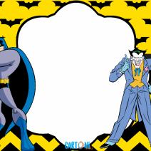 Batman biglietto auguri compleanno - Biglietti di auguri