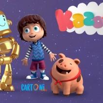 Bazoops ! - Cartoni animati prescolari