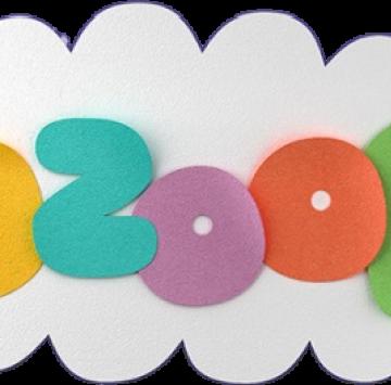 Kazoops logo png - Cartoni animati