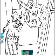 Disegno di Ben 10 da stampare - Disegni da colorare