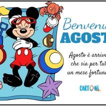 Benvenuto Agosto - Buone Vacanze