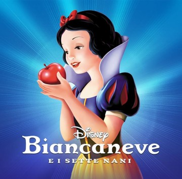 Biancaneve Principesse Disney - Cartoni animati