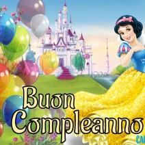 Buon compleanno con Biancaneve - Buon compleanno
