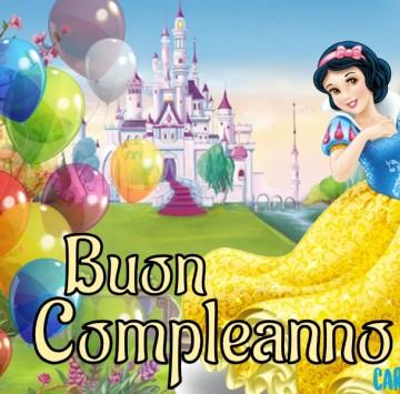 Buon compleanno con Biancaneve - Cartoni animati