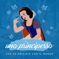 Biancaneve una Principessa che fa amicizia con il mondo - Personaggi