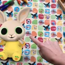 Come disegnare il coniglietto Charlie di Bing - Come disegnare