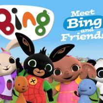 Bing scopri tutti gli amici del coniglietto - Bing