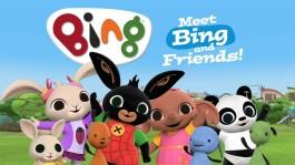 Bing scopri tutti gli amici del coniglietto