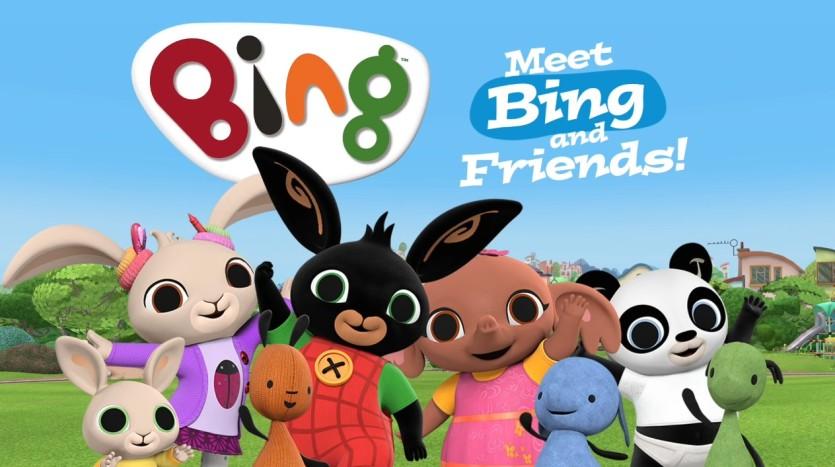 Bing scopri tutti gli amici del coniglietto - Cartoni animati