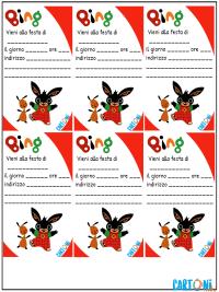 Bing inviti da stampare - Inviti feste compleanno
