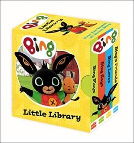 I libri del coniglietto Bing