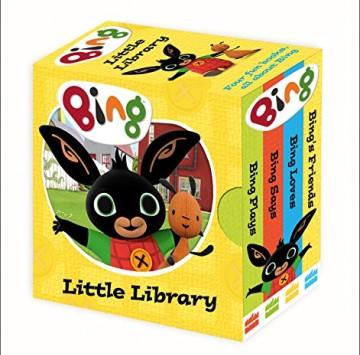I libri del coniglietto Bing - Cartoni animati