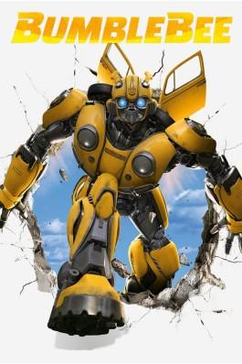 Bumblebee tutti i poster del film