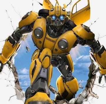 Bumblebee tutti i poster del film - Cartoni animati
