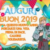 Felice 2019 - Buon anno