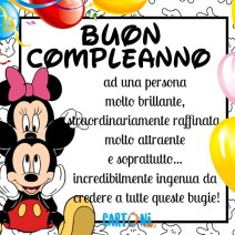 Buon compleanno ad una persona speciale - Buon compleanno