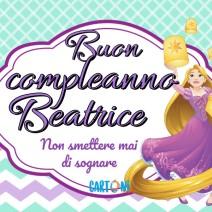 Buon compleanno Beatrice - Buon compleanno