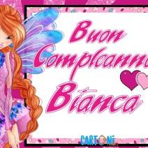 Buon compleanno Bianca - Buon compleanno