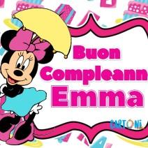 Buon compleanno Emma - Buon compleanno