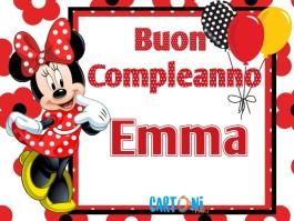 A Mia Sorella Emma Auguro Buon Compleanno Cartoni Animati