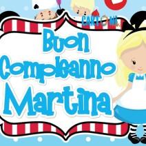 Martina Buon compleanno - Buon compleanno