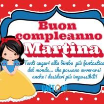Buon compleanno Martina - Buon compleanno