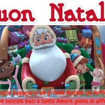 Amici vi auguro un grande Natale - Buon Natale