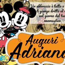 Adriana Buon onomastico e Auguri - Buon onomastico