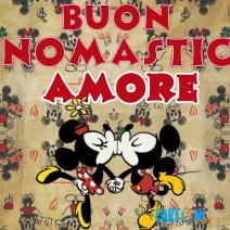 Buon onomastico Amore - Buon onomastico