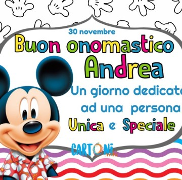 Tanti Auguri Di Buon Compleanno Andrea Video Dailymotion