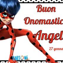 Buon onomastico Angela - Buon onomastico